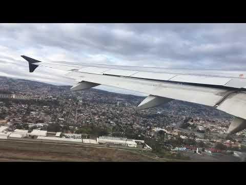Despegue De Tijuana Volaris A320 Full HD 1080p / Takeoff From Tijuana Volaris A320