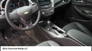 2016 Chevrolet Malibu Thousand Oaks CA VW22669A