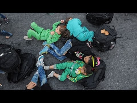 Europe's Growing Refugee Crisis