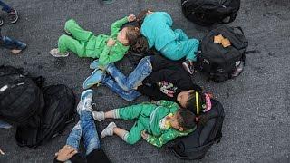 Europe's Growing Refugee Crisis