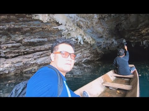 Tum phra Cave in thakhek laos - Awesome laos travel in 2018