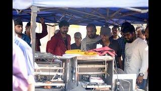 Mersal Movie Making Video Stills Part-4 | Vijay | Atlee | GK Vishnu | Samantha | Kajal