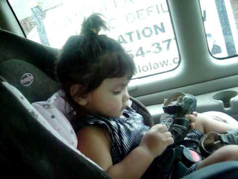 Mariana Hernandez Watching Dora