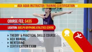 AQX Aqua Instructor Certification Video