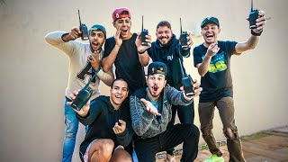 RADIO COMUNICADORES PARA A CASA INTEIRA !
