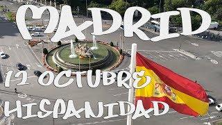 Madrid 2. Dia de la Hispanidad. 12 Octubre 2018 | Uncordobesviajando #España6