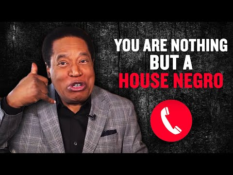 "Hate Calls to Larry Elder: ""You Are Nothing But a House Negro""  