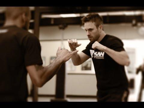 Uppercut Punch - Krav Maga Technique - KMW Krav Maga Self Defense w/ AJ Draven