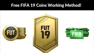 FIFA 19 Hack - How To Get Free Coins on FIFA 19 [Proof in Video]