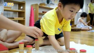 [FFS] Học toán theo Phương pháp Montessori