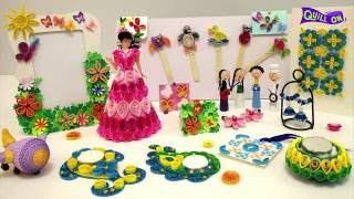 Get Creative with Quill On Quilling Tools