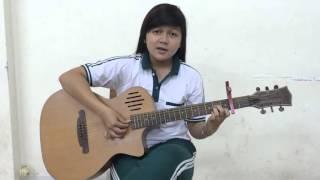 Chúc vợ ngủ ngon. Guitar cover by Quỳnh My