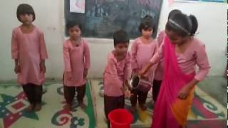 Washing Hands.. Action Song..