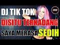 DJ TIK TOK - MAKAN DAGING ANJING DENGAN SAYUR KOL - DISITU TERKADANG SAYA MERASA SEDIH 2019