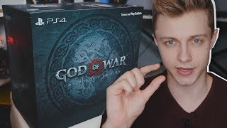 КОЛЛЕКЦИОНКА GOD OF WAR за 7000 РУБЛЕЙ