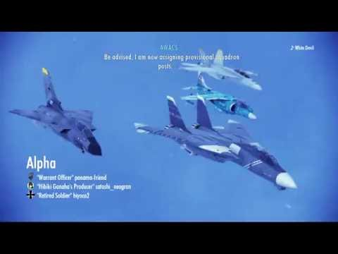 #7 Ace Combat Infinity Coop Moscow Hard
