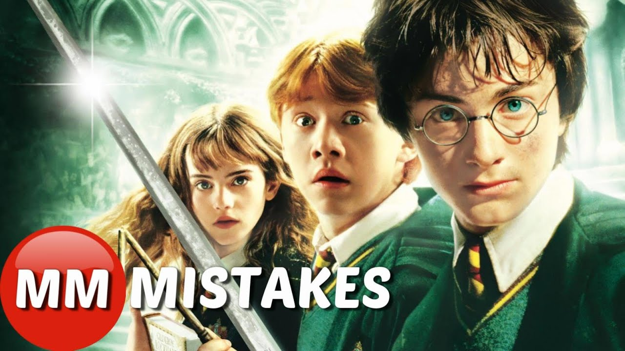 Harry potter and the chamber of secrets movie you didn 39 t - Regarder harry potter chambre secrets streaming ...