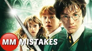 Video Harry Potter And The Chamber Of Secrets MISTAKES You Didn't See | Harry Potter Movie download MP3, 3GP, MP4, WEBM, AVI, FLV Juni 2017