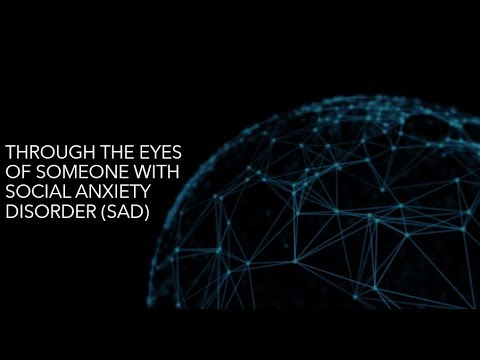 Through the eyes of someone with social anxiety disorder from YouTube · Duration:  5 minutes 26 seconds