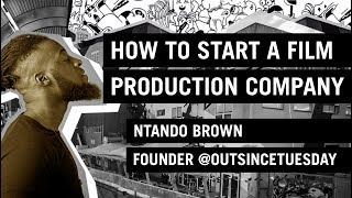 Ntando Brown talks about video making for MTV and New Balance