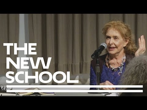 ART WORK: An Evening with Carolee Schneemann | The New School