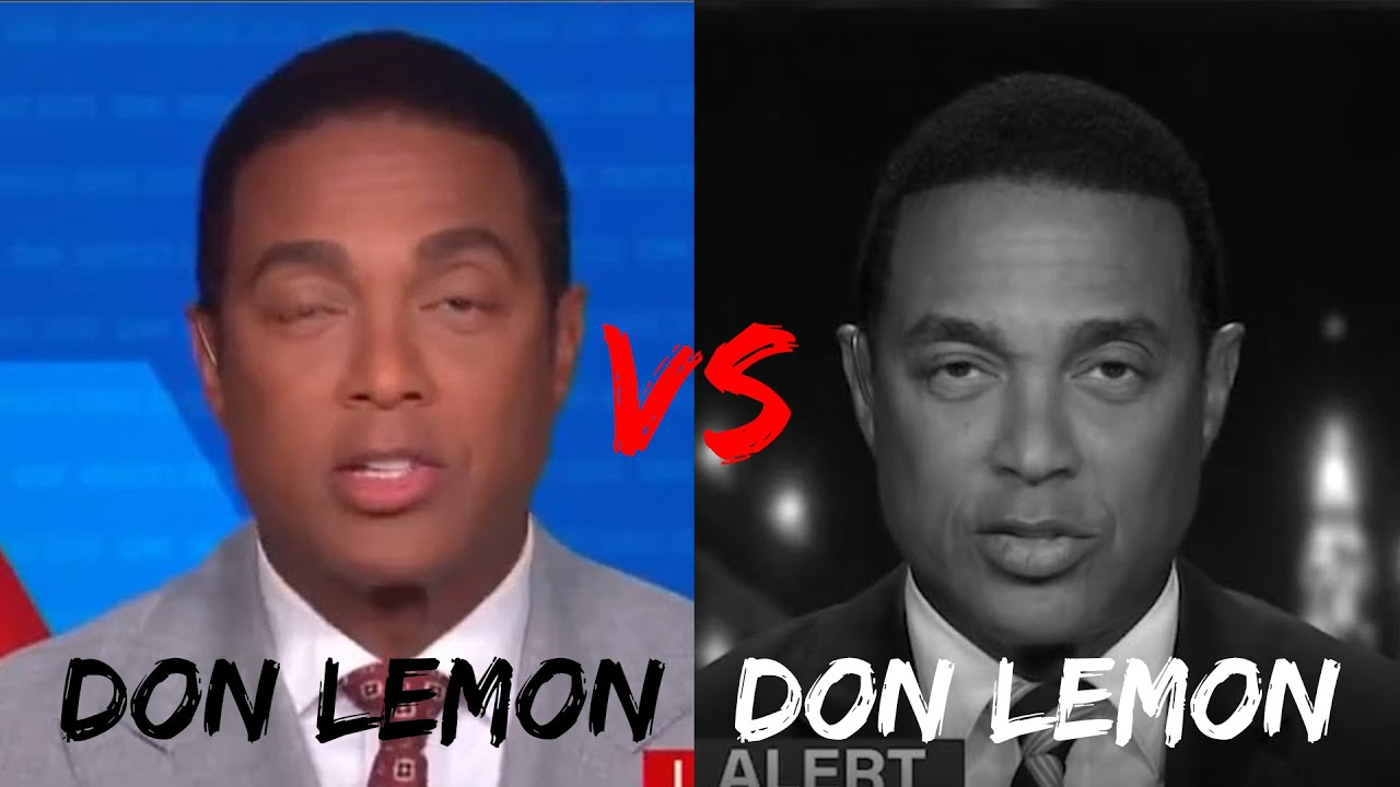 SHOCKING:  Don Lemon A Massive Hypocrite On BLM Rioting