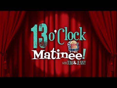 13 O'Clock Matinee Episode 66 - Uncut Gems, Jacob's Ladder, Luz