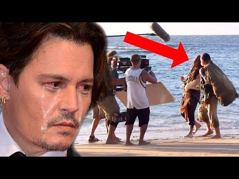 The Real Reason Johnny Depp Was Fired from Pirates Of the Ca