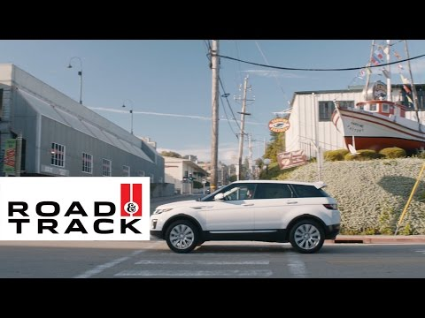Staying as Close to a Concept Car as Possible | Road & Track + Range Rover