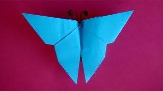Baixar Schmetterling basteln mit Papier - einfaches Origami - Falten mit Kindern