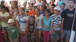 Лагерь Богданешты 2016 г нарезка видео