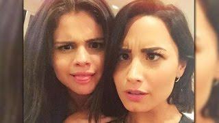 Demi Lovato & Selena Gomez Still Friends & Here's Proof!