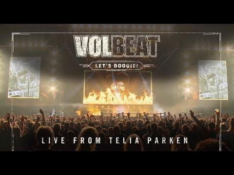 "Volbeat detail new live album ""Let's Boogie! Live From Telia Parken"" + trailer..!"