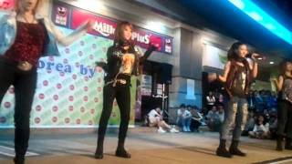 111007 E.qual cover 2NE1 - Can't Nobody + I am the best [Audition Hello Korea]