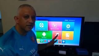 MXQ 4K Android TV Box vs Telkom LIT Android TV Box