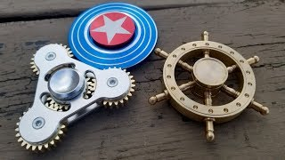 KooWheel Fidget Spinners Unboxing Review and Giveaway Part 2.