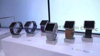 Fitbit's new fitness watch Blaze — CES 2016