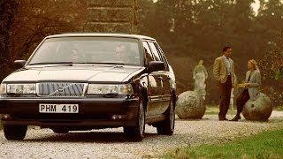 #511. Volvo 960 1990 1996 (классное видео)