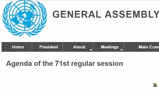 huge un s new global human order agenda 21 and sustainable development