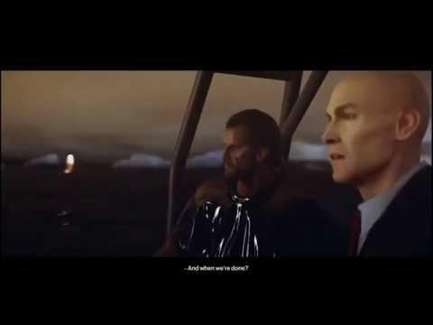Hitman 2 Bank Heist Cinematic Part 1