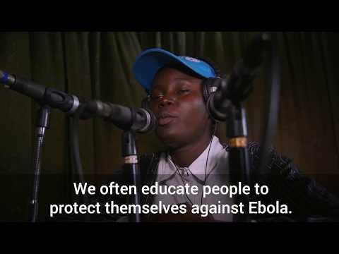 DRC Ebola Radio Outreach