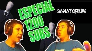 Slender sanatorium Gameplay /Especial 1,2k subs!!