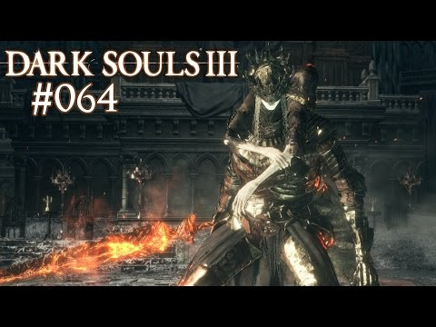 Let's Play Dark Souls III #064 [Blind/No Shield] [Deutsch] - Die Prinzen Lorian und Lothric