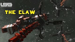 Space Engineers - Prepare The Claw, Deep Space Pirates Weapon Of Choice