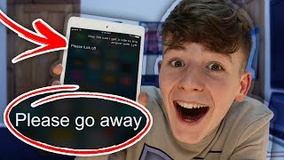 One of TheNewAdamb99's most viewed videos: *HIDDEN* Siri Tricks YOU MUST TRY!!!  HILARIOUS SECRET COMMANDS