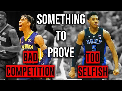5 2019 NBA Draft Prospects With A LOT To Prove In The NCAA Tournament