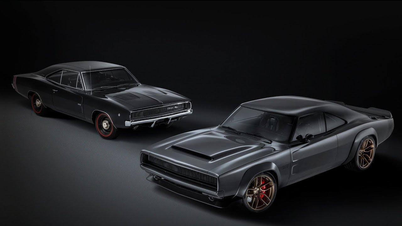 1968 Dodge Quot Super Charger Quot Concept With Joe Dehner Youtube