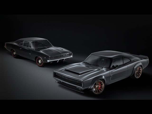 New 1 000 Hp Dodge Hellephant Crate Engine Roars In 1968 Charger