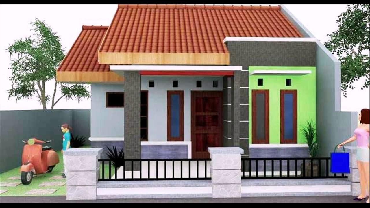 104 Desain Rumah Minimalis Di Kampung HD