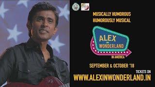 Alex in Wonderland in America - Show Promo - Ft. Me, Myself & Alex